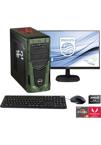 Hyrican Gaming-PC-Komplettsystem »Multimedia PC SET1898« kaufen