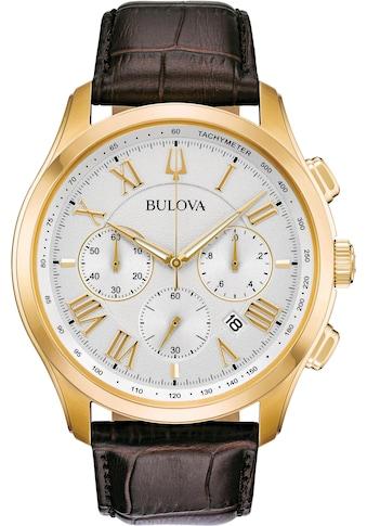 Bulova Chronograph »Wilton, 97B169« kaufen