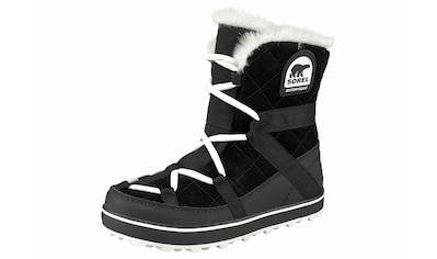 Sorel Outdoorwinterstiefel »Glacy Explorer Shortie« kaufen