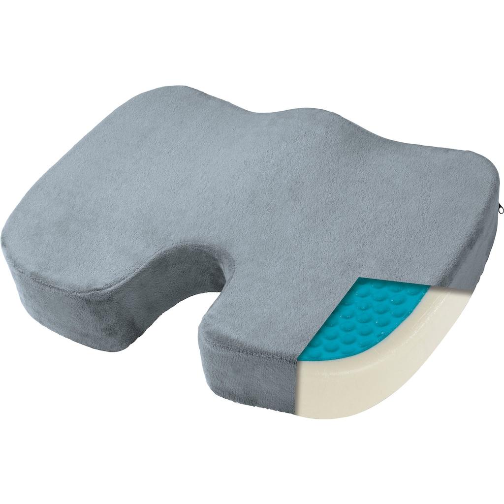 VITALmaxx Gelkissen »Gel-Sitzkissen«, ergonomisch