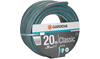 """GARDENA Gartenschlauch »Classic, 18022 - 20«, 19 mm (3/4""""), 20 Meter kaufen"""