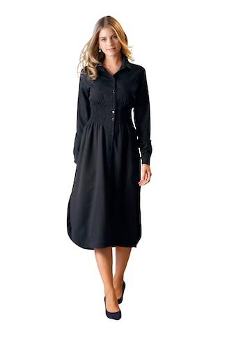 Amy Vermont Blusenkleid, mit breitem Smokeinsatz in der Taille kaufen
