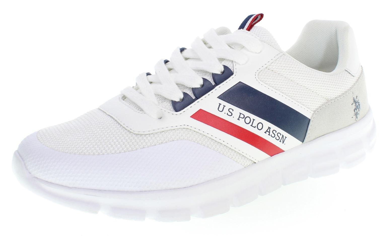 u.s. polo assn -  Sneaker GARY, in auffälliger Farbkombi