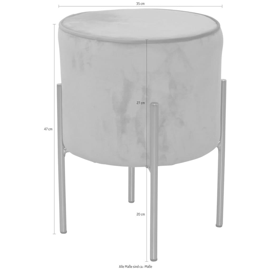 Sitzhocker »Liano«