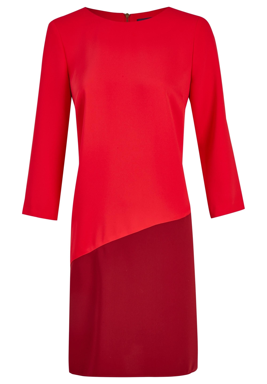 Daniel Hechter Sportives Kleid mit Farbkontrast
