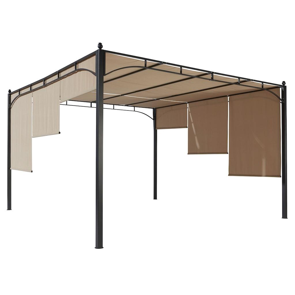 KONIFERA Pavillonersatzdach, für Flachdachpergola