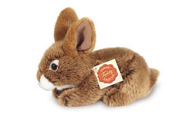 Teddy Hermann® Kuscheltier »Hase sitzend, braun, 19 cm« kaufen