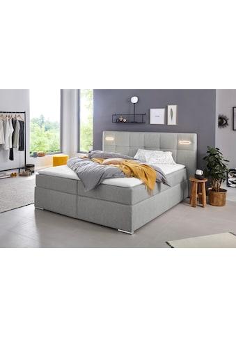 COLLECTION AB Boxspringbett »Dormante« kaufen