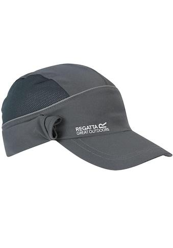 Regatta Baseball Cap »Unisex Baseballkappe Protector II mit Nackenschutz zum Aufrollen« kaufen