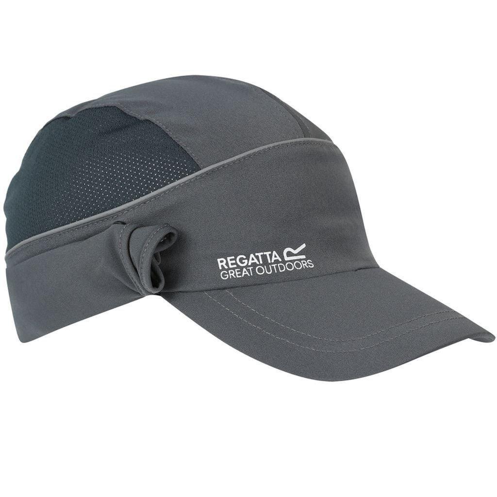 Regatta Baseball Cap »Unisex Baseballkappe Protector II mit Nackenschutz zum Aufrollen«