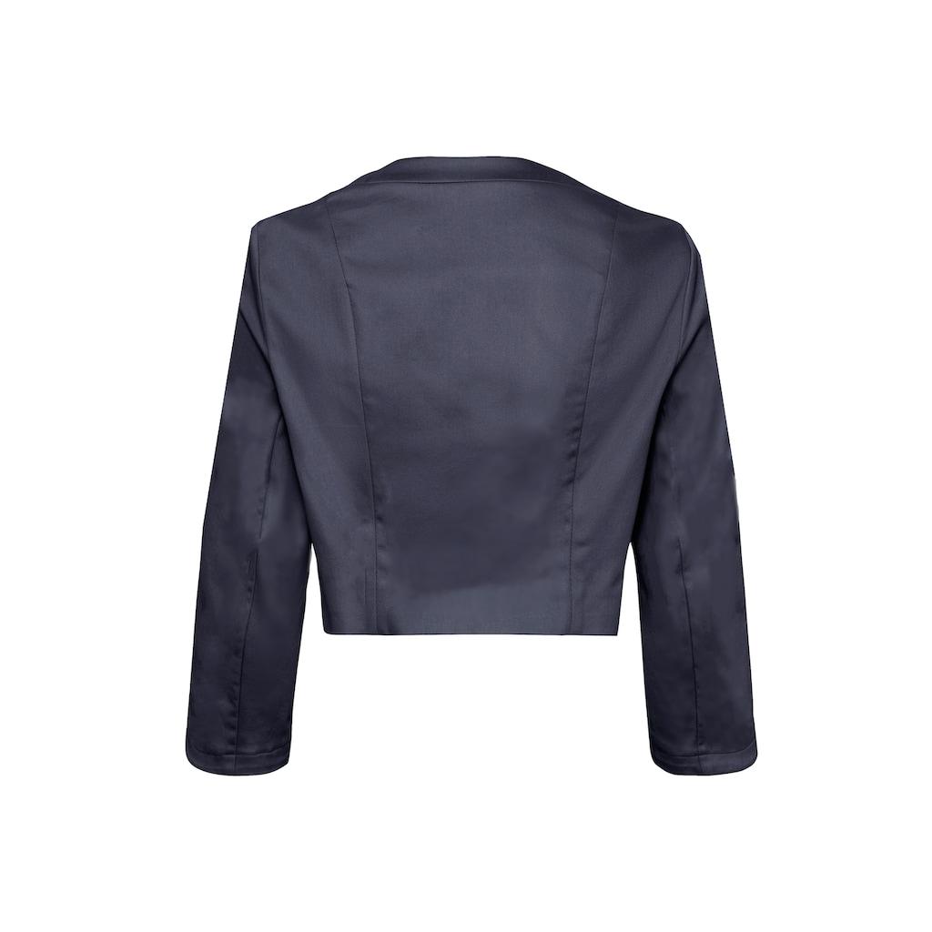 bianca Bolerojacke »ANABEL«, femininer Schnitt ideal zu allen Kleidern