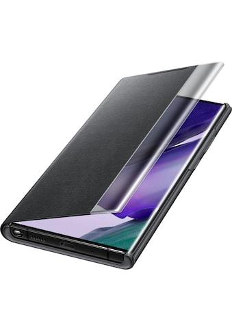 Samsung Flip Case »Clear View Cover EF - ZN985 für Note 20 Ultra« kaufen