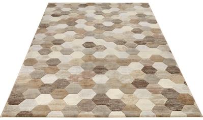 ELLE Decor Teppich »Manosque«, rechteckig, 11 mm Höhe, Kurzflor, leichte... kaufen