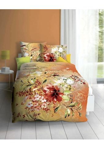 Kaeppel Bettwäsche »Philomena«, mit großem Blumen-Print kaufen