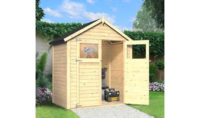 KONIFERA Gartenhaus »Sylt 1« kaufen