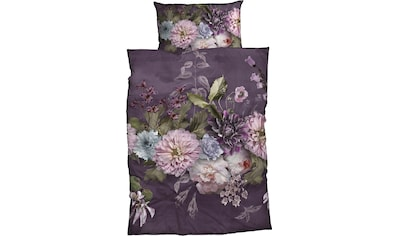CASATEX Bettwäsche »Lorina«, opulentes Blumendessin kaufen