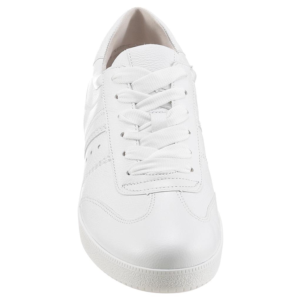Gabor Sneaker, mit Ziersteppung