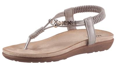 Mexx Sandale »GRACELYN«, mit Logo-Element kaufen