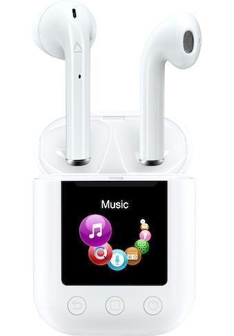 Denver wireless In-Ear-Kopfhörer »TWM-850 Earbuds mit MP3-Player«, Bluetooth, True... kaufen