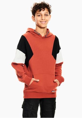 Garcia Kapuzensweatshirt »mehrfarbig« kaufen