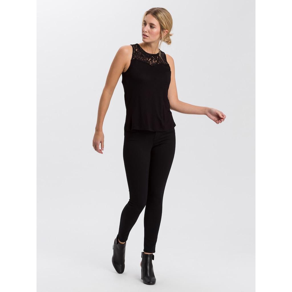 Cross Jeans® High-waist-Jeans »Judy«, Elastischer Denim