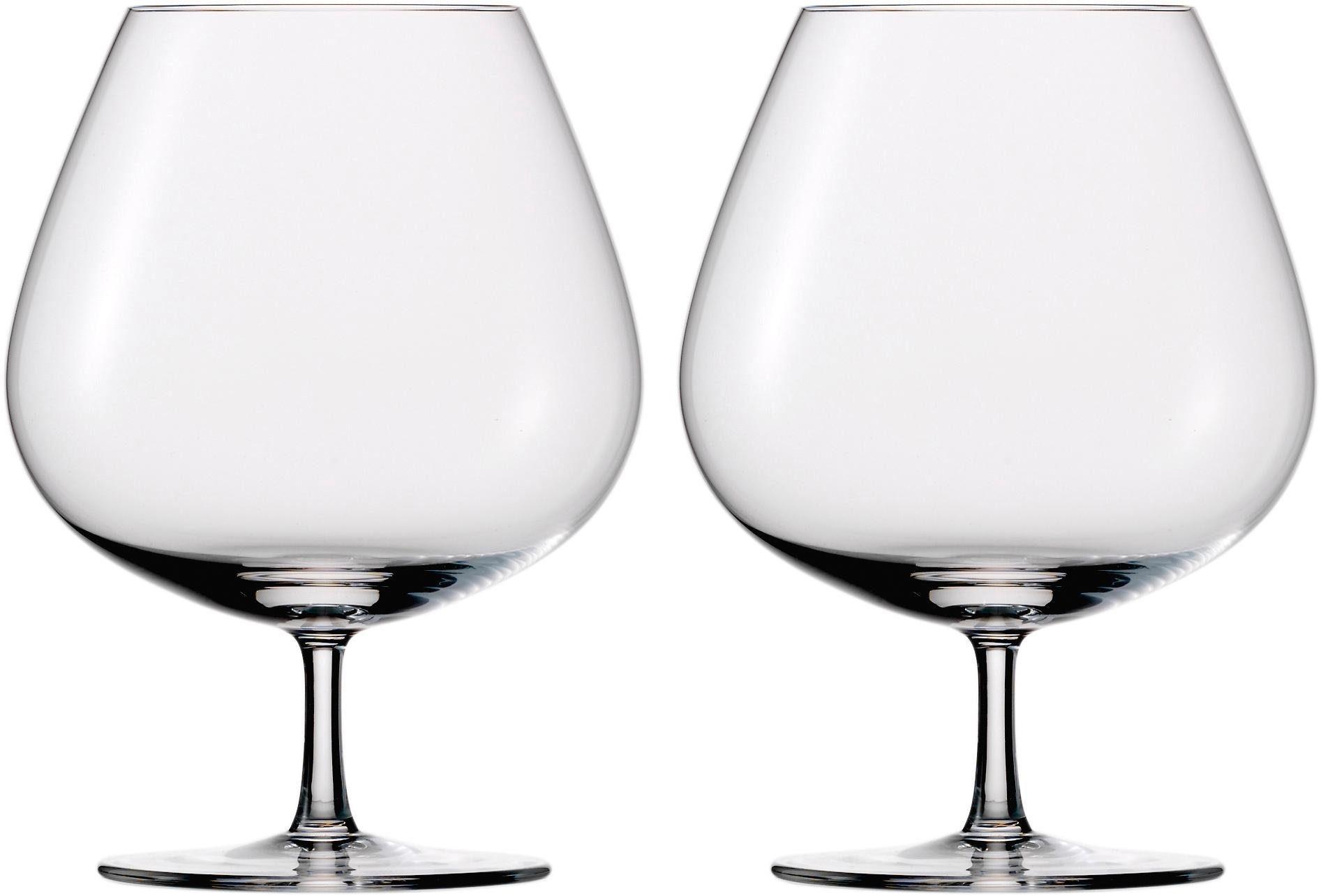 Eisch Glas Jeunesse, (Set, 2 tlg.), bleifrei, 830 ml, 2-teilig farblos Kristallgläser Gläser Glaswaren Haushaltswaren