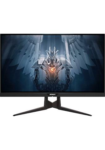 "Gigabyte Gaming-Monitor »AORUS FI27Q«, 68,5 cm/27 "", 2560 x 1440 px, WQHD, 1 ms... kaufen"