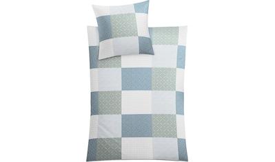 Kleine Wolke Bettwäsche »Diana«, mit Muster kaufen