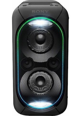 Sony »GTK - XB60« Lautsprechersystem (NFC, Bluetooth) kaufen