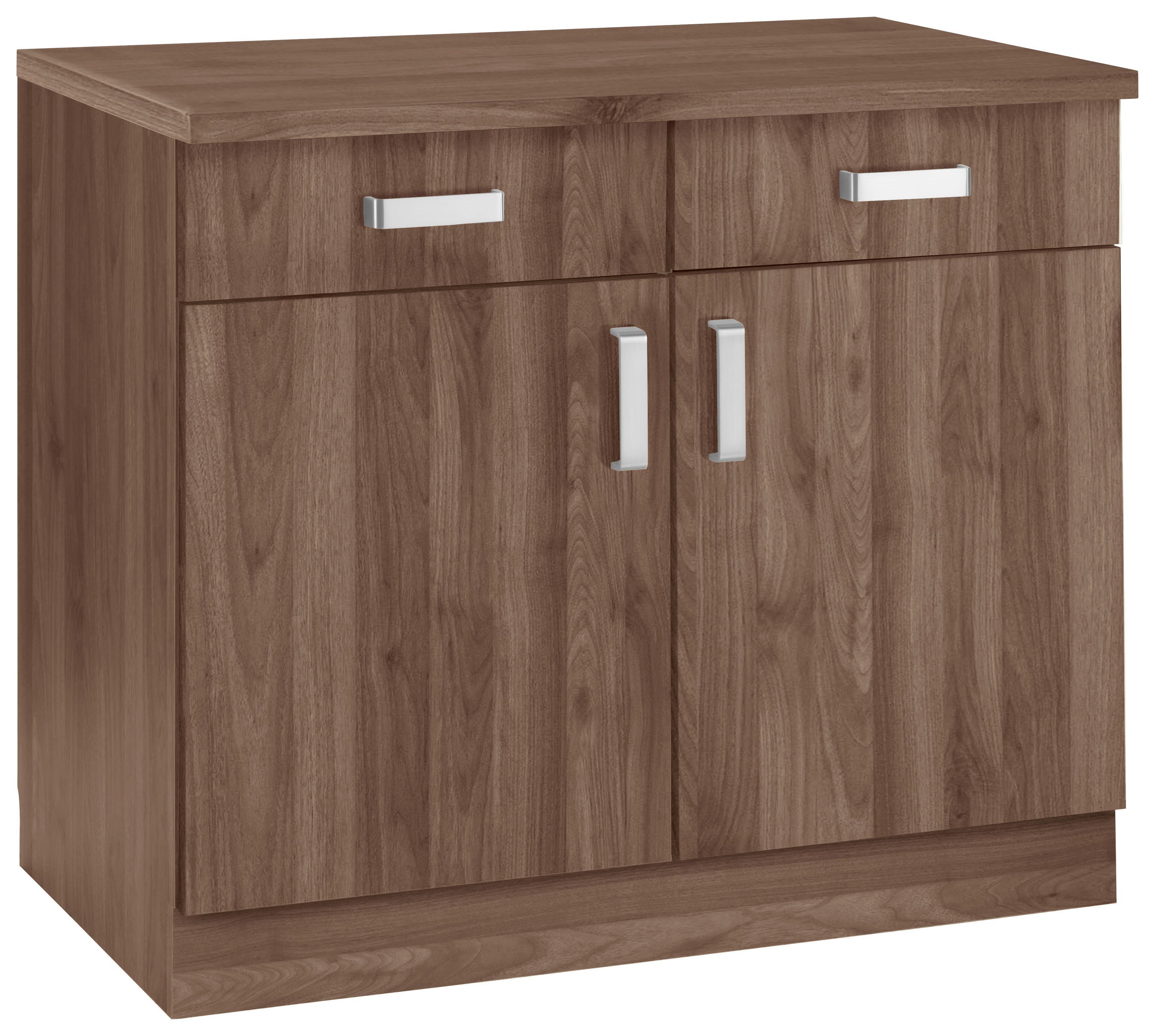 Wiho Küchen Unterschrank »Tacoma«, Breite 100 cm auf Rechnung bestellen |  BAUR