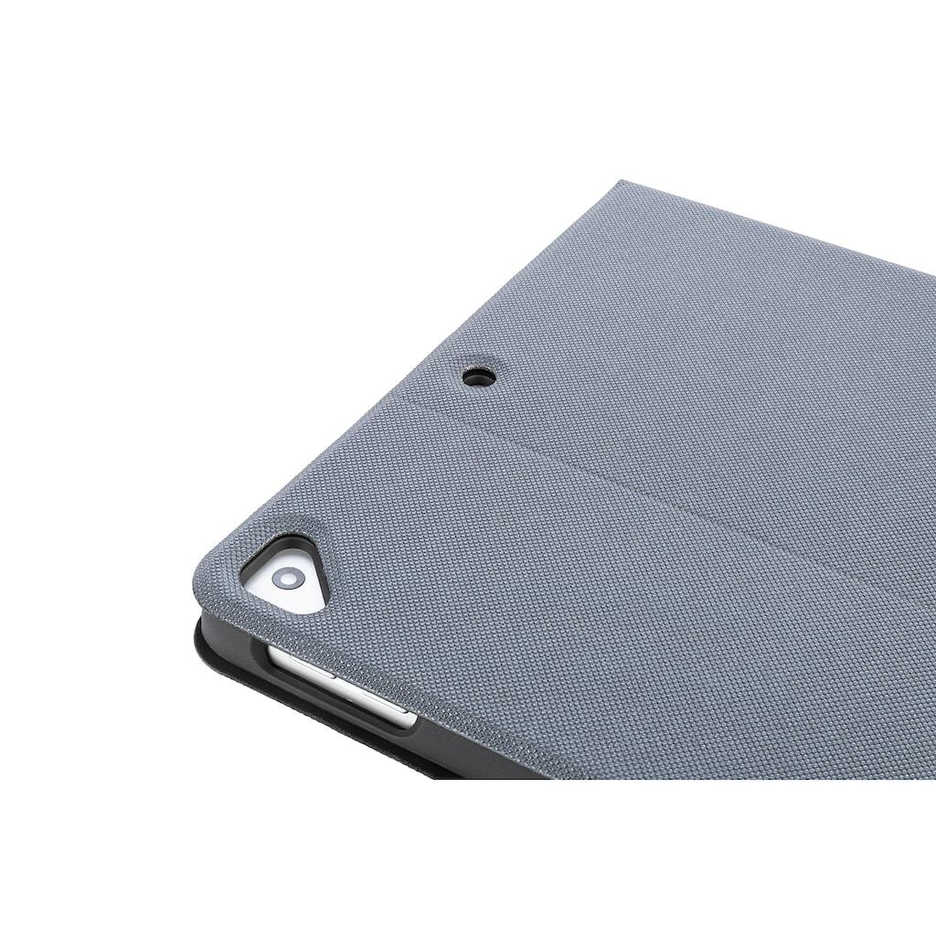 Tucano Tablet-Hülle »Up Plus iPad 10,2«, iPad, Robuste Schutzhülle, Tasche für iPad 10,2 Zoll, mit Deckel