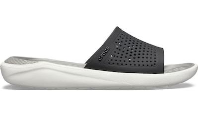 Crocs Pantolette »Lite Ride Slide« kaufen