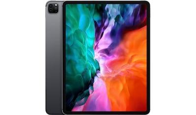 Apple »iPad Pro 12.9 (2020)  -  256 GB Cellular« Tablet (12,9'', 256 GB, iPadOS, 4G (LTE)) kaufen