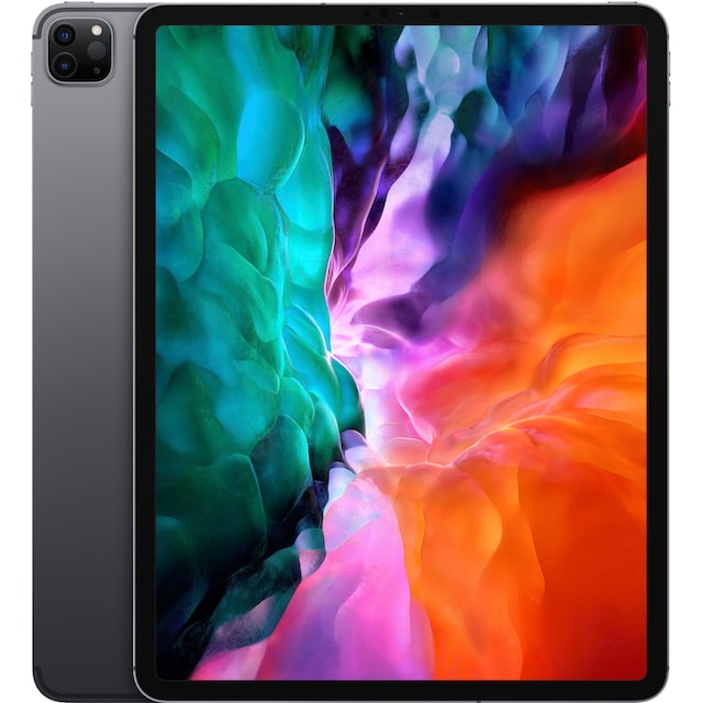 Apple »iPad Pro 12.9 (2020) - 256 GB Cellular« Tablet (12,9'', 256 GB, iPadOS, 4G (LTE))