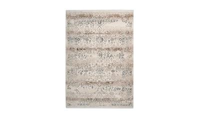 me gusta Teppich »Anouk 600«, rechteckig, 5 mm Höhe, Flachgewebe, Vintage Design,... kaufen