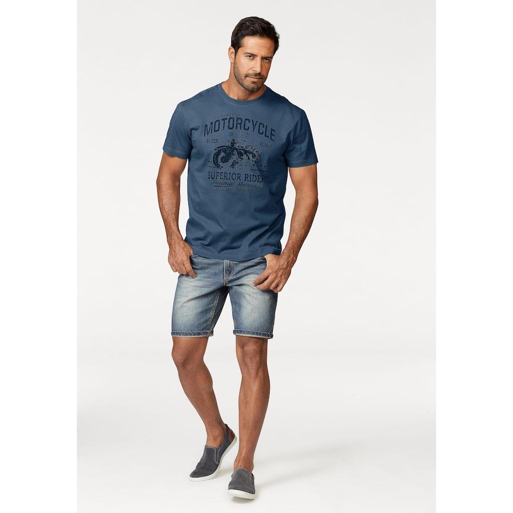 Arizona T-Shirt, mit modischem Print