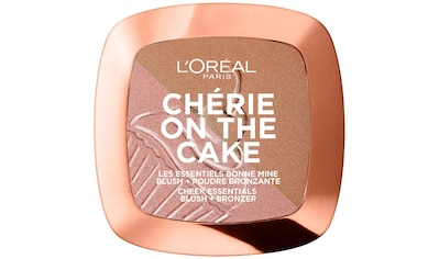 L'ORÉAL PARIS Bronzer »Chérie on the Cake Blush & Bronzer« kaufen