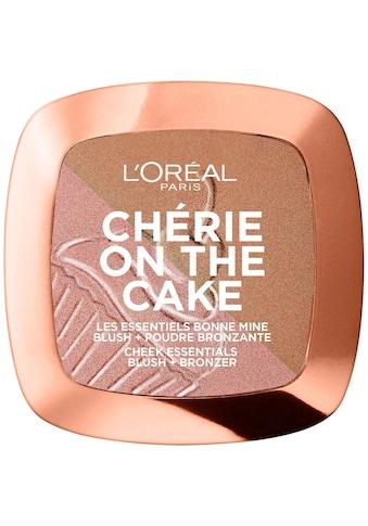 "L'ORÉAL PARIS Bronzer ""Chérie on the Cake Blush & Bronzer"" kaufen"