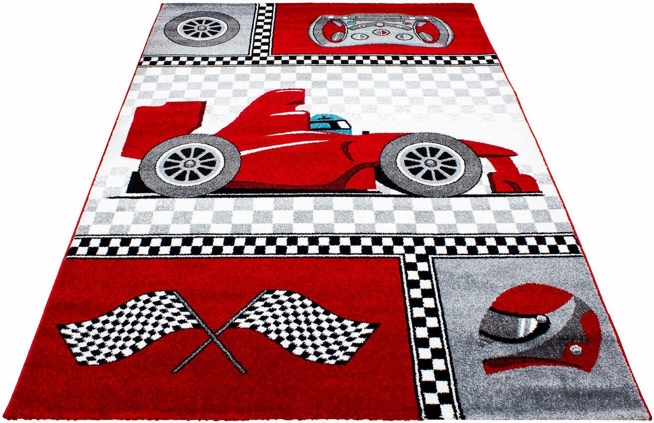 Kinderteppich, »Kids 460«, Ayyildiz Teppiche, rechteckig, Höhe 12 mm, maschinell gewebt