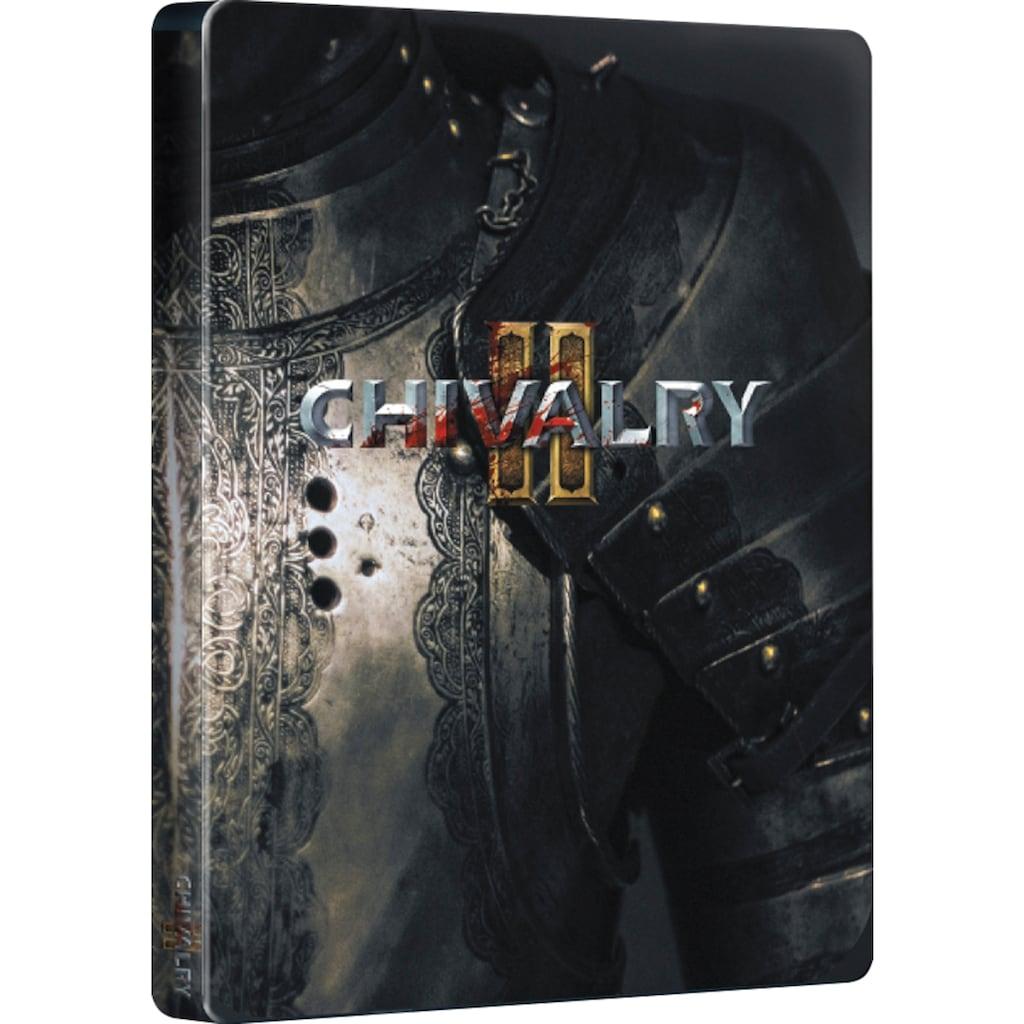 Deep Silver Spiel »Chivalry 2 - Steelbook Edition«, PlayStation 5