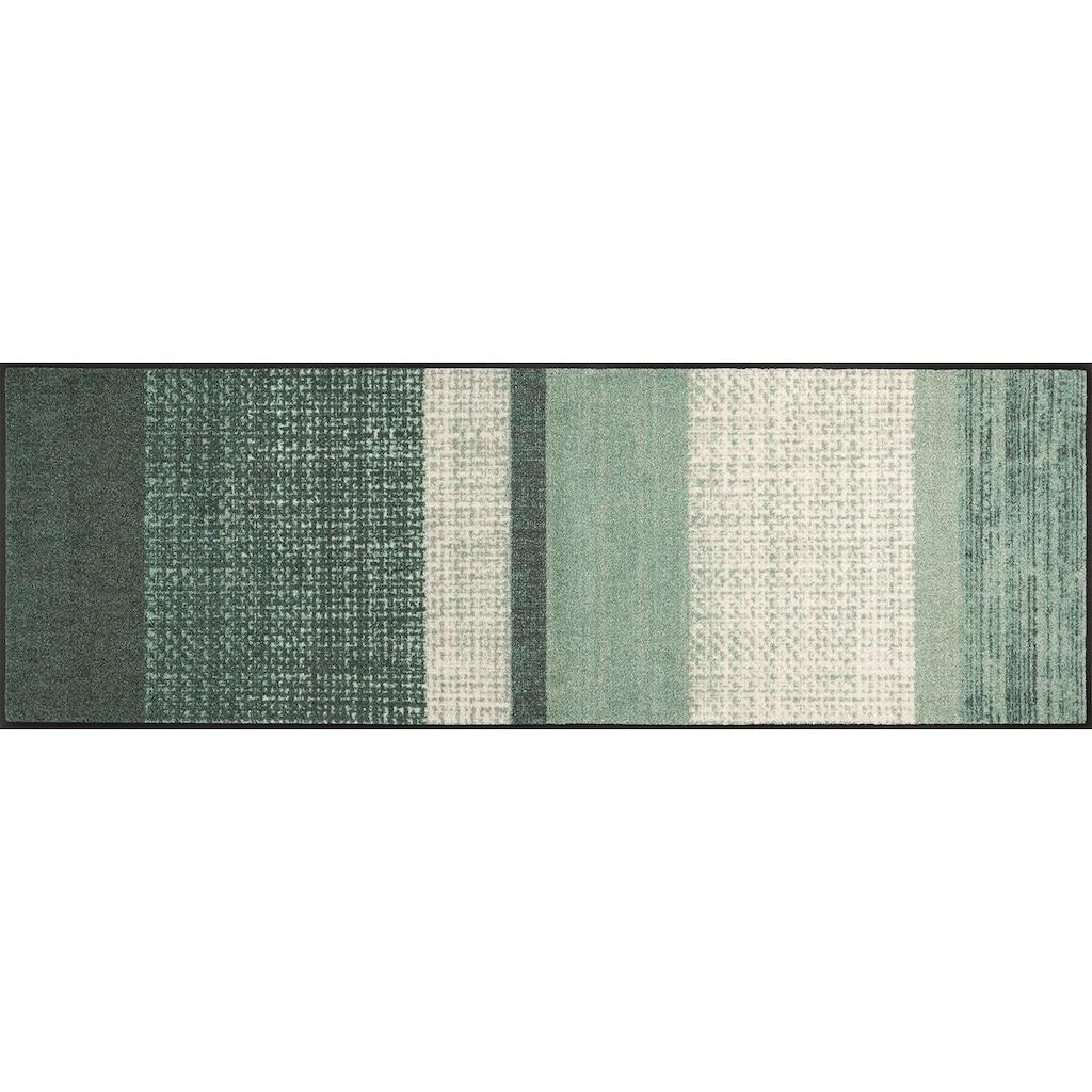wash+dry by Kleen-Tex Läufer »Lynna«, rechteckig, 7 mm Höhe, In- und Outdoor geeignet, waschbar