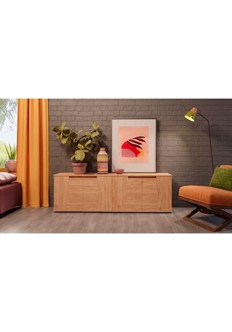 my home Kommode »Marvin«, 2 Schubladen hinter Türen kaufen