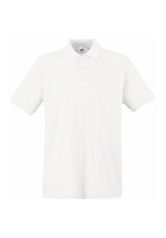 Fruit of the Loom Poloshirt »Premium Herren Polo-Shirt, Kurzarm« kaufen