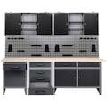 ONDIS24 Werkstatt-Set, 240 cm
