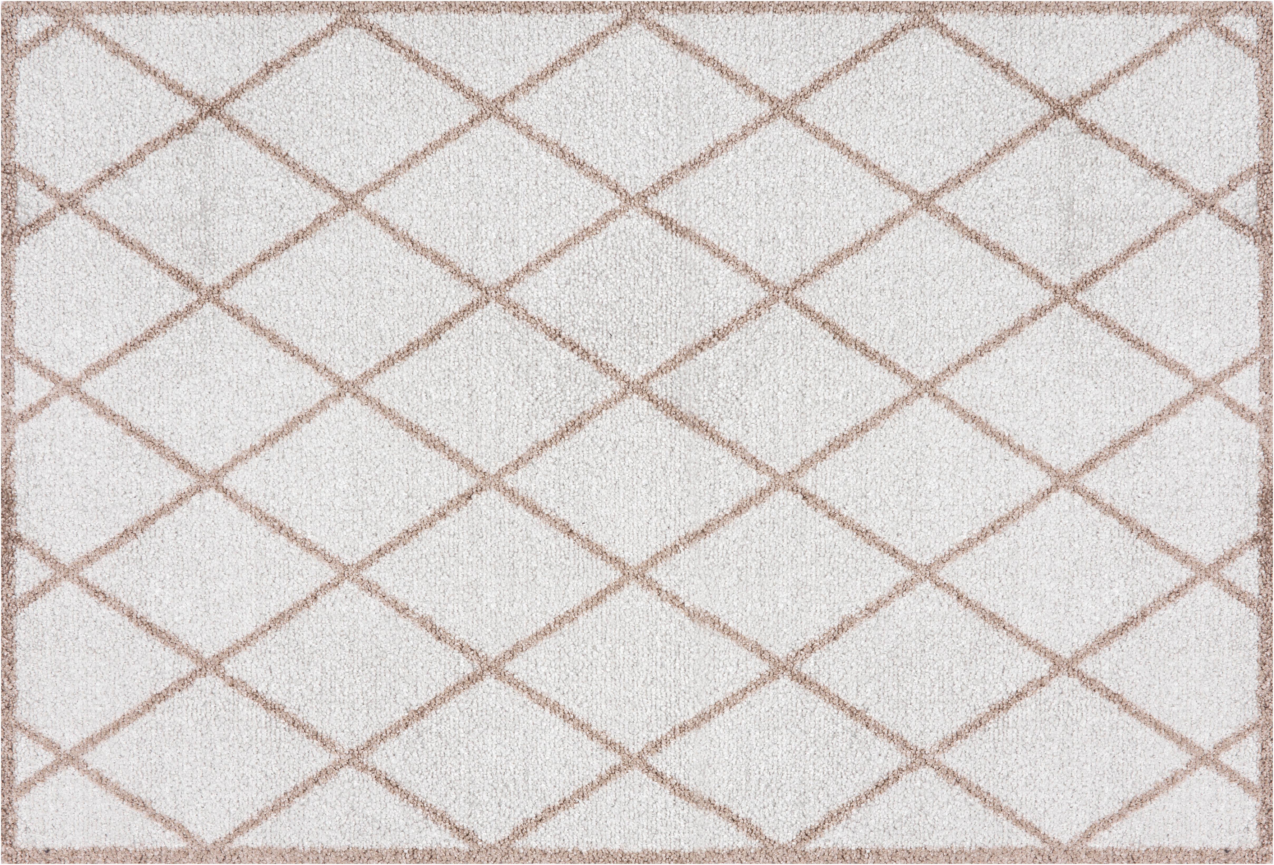 Fußmatte Scale Zala Living rechteckig Höhe 7 mm maschinell getuftet