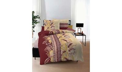 Kaeppel Bettwäsche »Sara«, mit wilden Blättern kaufen