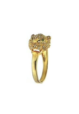 MONA MON'AMOUR Ring »925/ -  Sterling Silber rhodiniert Leopard verg.« kaufen