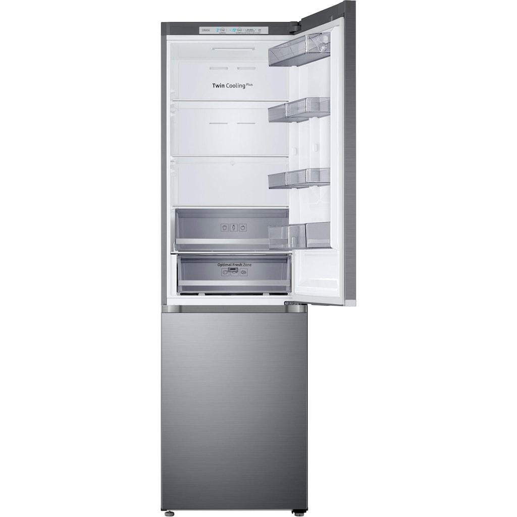 Samsung Kühl-/Gefrierkombination »RL41R7719S9/EG«, RB7000, RL41R7719S9, 202 cm hoch, 59,5 cm breit, No Frost