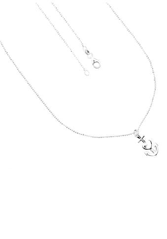 Firetti Kette mit Anhänger »Glaube, Liebe, Hoffnung, hochglanzpoliert, diamantiert« kaufen
