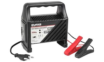 EUFAB Batterie-Ladegerät, 6000 mA, 12 V kaufen
